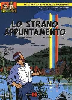 Copertina BLAKE E MORTIMER n.5 - LO STRANO APPUNTAMENTO, ALESSANDRO EDITORE
