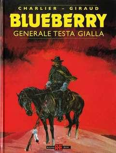 Copertina BLUEBERRY n.10 - GENERALE TESTA GIALLA, ALESSANDRO EDITORE