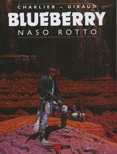 Copertina BLUEBERRY n.18 - NASO ROTTO, ALESSANDRO EDITORE