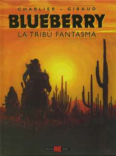 Copertina BLUEBERRY n.20 - LA TRIBU FANTASMA, ALESSANDRO EDITORE