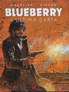 Copertina BLUEBERRY n.21 - L'ULTIMA CARTA, ALESSANDRO EDITORE