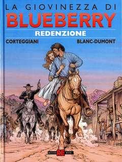 Copertina BLUEBERRY GIOVINEZZA n.10 - REDENZIONE, ALESSANDRO EDITORE