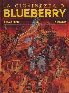 Copertina BLUEBERRY GIOVINEZZA n.12 - La giovinezza di Blueberry, ALESSANDRO EDITORE