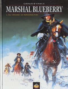 Copertina BLUEBERRY n.4 - SU ORDINE DI WASHINGTON, ALESSANDRO EDITORE