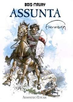 Copertina BOIS-MAURY n.1 - ASSUNTA, ALESSANDRO EDITORE