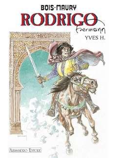 Copertina BOIS-MAURY n.2 - RODRIGO, ALESSANDRO EDITORE
