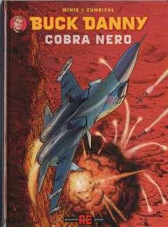 Copertina BUCK DANNY n.9 - COBRA NERO, ALESSANDRO EDITORE