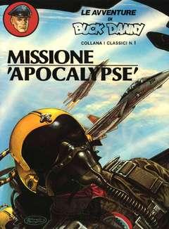 Copertina BUCK DANNY (PRIMA SERIE) n.1 - MISSIONE 'APOCALYPSE', ALESSANDRO EDITORE