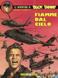 Copertina BUCK DANNY (PRIMA SERIE) n.3 - FIAMME DAL CIELO, ALESSANDRO EDITORE