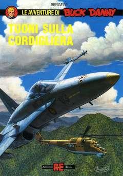 Copertina BUCK DANNY n.2 - TUONI SULLA CORDIGLIERA 2/2, ALESSANDRO EDITORE
