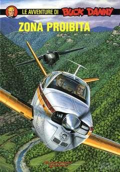 Copertina BUCK DANNY n.1 - ZONA PROIBITA 1/2, ALESSANDRO EDITORE
