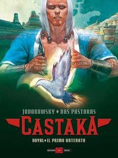 Copertina CASTAKA m2 n.1 - DAYAL IL PRIMO ANTENATO, ALESSANDRO EDITORE