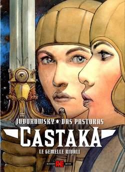 Copertina CASTAKA m2 n.2 - LE GEMELLE RIVALI, ALESSANDRO EDITORE