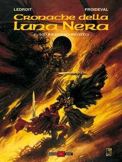 Copertina CRONACHE DELLA LUNA NERA n.5 - LA DANZA SCARLATTA, ALESSANDRO EDITORE