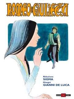 Copertina DE LUCA n. - ROMEO E GIULIETTA, ALESSANDRO EDITORE