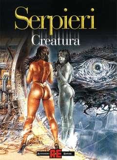 Copertina DRUUNA n.1 - CREATURA, ALESSANDRO EDITORE