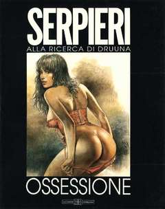Copertina DRUUNA n.3 - OSSESSIONE, ALESSANDRO EDITORE