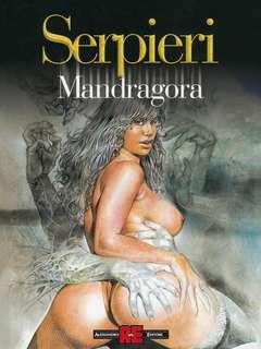 Copertina DRUUNA n.1 - MANDRAGORA, ALESSANDRO EDITORE