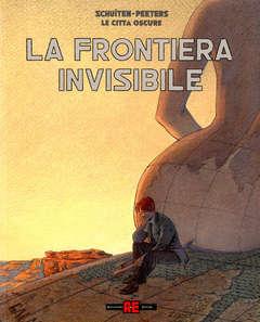 Copertina FRONTIERA INVISIBILE n. - LA FRONTIERA INVISIBILE, ALESSANDRO EDITORE
