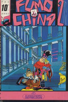 Copertina FUMO DI CHINA n.2 - FUMO DI CHINA                2, ALESSANDRO EDITORE