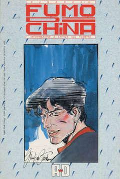 Copertina FUMO DI CHINA n.6 - FUMO DI CHINA                6, ALESSANDRO EDITORE