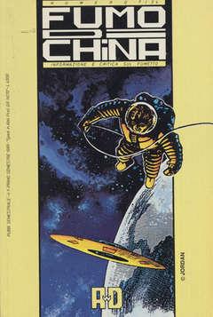 Copertina FUMO DI CHINA n.7 - FUMO DI CHINA                7, ALESSANDRO EDITORE