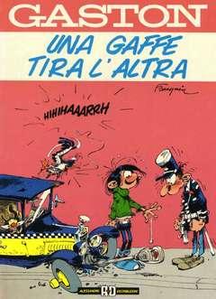 Copertina GASTON LA GAFFE n.1 - UNA GAFFE TIRA L'ALTRA, ALESSANDRO EDITORE