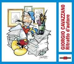 Copertina GIORGIO CAVAZZANO RITRATTO... n.0 - GIORGIO CAVAZZANO RITRATTO D'AUTORE, ALESSANDRO EDITORE