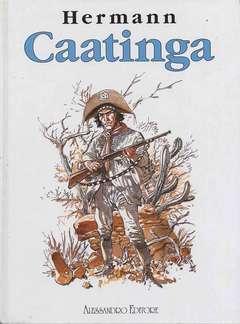 Copertina HERMANN n.1 - CAATINGA, ALESSANDRO EDITORE