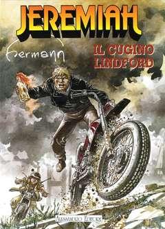 Copertina JEREMIAH n.2 - CUGINO LINDFORD, ALESSANDRO EDITORE