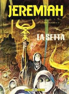 Copertina JEREMIAH (PRIMA SERIE) n.2 - LA SETTA, ALESSANDRO EDITORE
