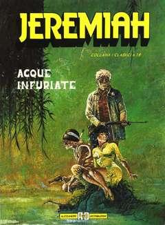 Copertina JEREMIAH (PRIMA SERIE) n.4 - ACQUE INFURIATE, ALESSANDRO EDITORE