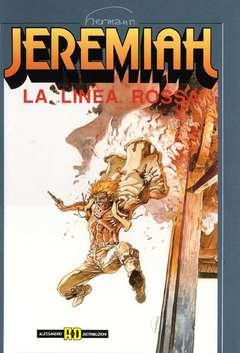 Copertina JEREMIAH (PRIMA SERIE) n.0 - LA LINEA ROSSA, ALESSANDRO EDITORE