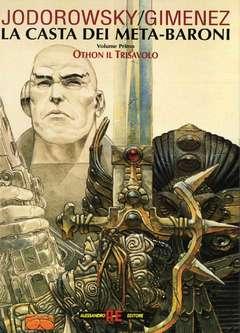 Copertina LA CASTA DEI META-BARONI n.1 - OTHON IL TRISAVOLO, ALESSANDRO EDITORE