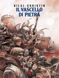 Copertina LEGGENDE D'OGGI n.2 - BILAL, IL VASCELLO DI PIETRA, ALESSANDRO EDITORE