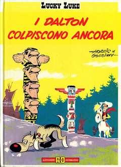 Copertina LUCKY LUKE n.10 - I DALTON COLPISCONO ANCORA, ALESSANDRO EDITORE
