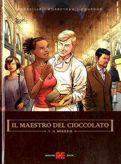 Copertina MAESTRO DEL CIOCCOLATO n.1 - NEGOZIO, ALESSANDRO EDITORE
