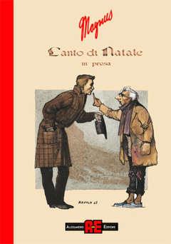 Copertina MAGNUS n. - CANTO DI NATALE, ALESSANDRO EDITORE
