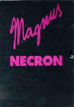 Copertina MAGNUS NECRON COFANETTO n. - COFANETTO CON NECRON 1/7 NUOVA FRONTIERA, ALESSANDRO EDITORE