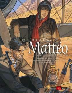 Copertina MATTEO n.4 - IL QUARTO PERIODO (AGOSTO-SETTEMBRE 1936), ALESSANDRO EDITORE