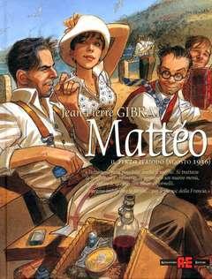Copertina MATTEO n.3 - IL TERZO PERIODO (AGOSTO 1936), ALESSANDRO EDITORE