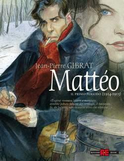 Copertina MATTEO n.1 - PRIMO PERIODO (1914-1915), ALESSANDRO EDITORE