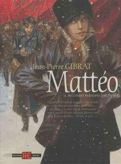Copertina MATTEO n.2 - SECONDO PERIODO 1917-1918, ALESSANDRO EDITORE