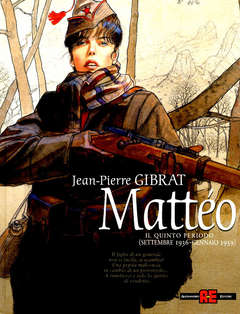 Copertina MATTEO n.5 - SETTEMBRE 1936-GENNAIO 1939, ALESSANDRO EDITORE
