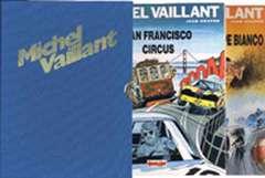 Copertina MICHEL VAILLANT COFANETTI COMI n.1 - SAN FRANCISCO CIRCUS - IL PRINCIPE BIANCO, ALESSANDRO EDITORE
