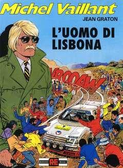 Copertina MICHEL VAILLANT n.1 - L'UOMO DI LISBONA, ALESSANDRO EDITORE