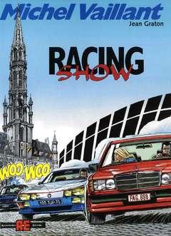 Copertina MICHEL VAILLANT n.3 - RACING SHOW, ALESSANDRO EDITORE
