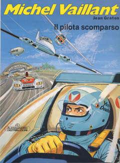 Copertina MICHEL VAILLANT 1 SERIE n.3 - IL PILOTA SCOMPARSO, ALESSANDRO EDITORE