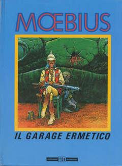Copertina MOEBIUS ANTOLOGIA n.1 - IL GARAGE ERMETICO, ALESSANDRO EDITORE