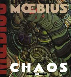 Copertina MOEBIUS n.3 - CHAOS, ALESSANDRO EDITORE
